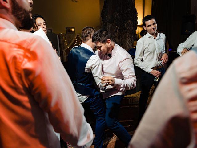 La boda de Gus y María en Saelices, Cuenca 38