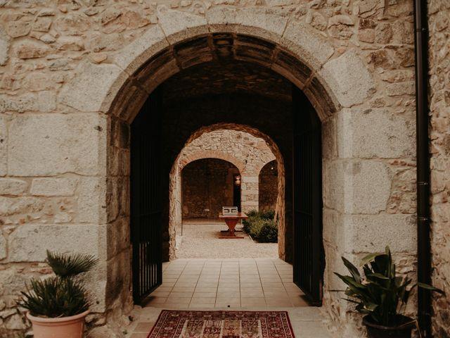 La boda de Mireia y Marta en Sant Hilari Sacalm, Girona 1