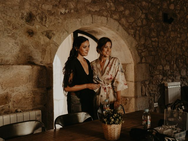 La boda de Mireia y Marta en Sant Hilari Sacalm, Girona 8