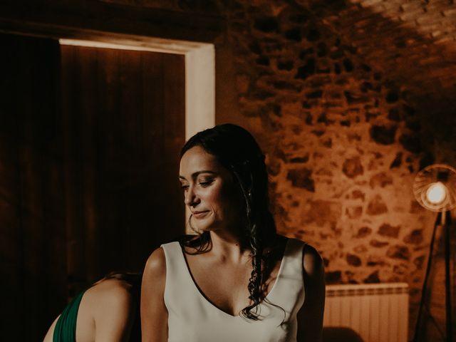 La boda de Mireia y Marta en Sant Hilari Sacalm, Girona 13