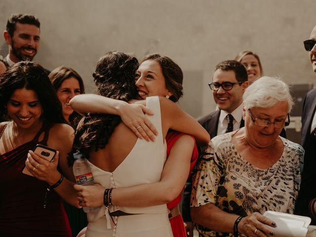 La boda de Mireia y Marta en Sant Hilari Sacalm, Girona 21