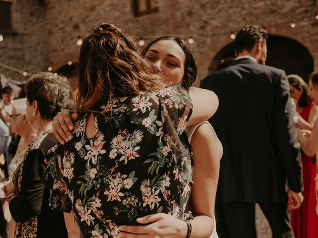 La boda de Mireia y Marta en Sant Hilari Sacalm, Girona 22