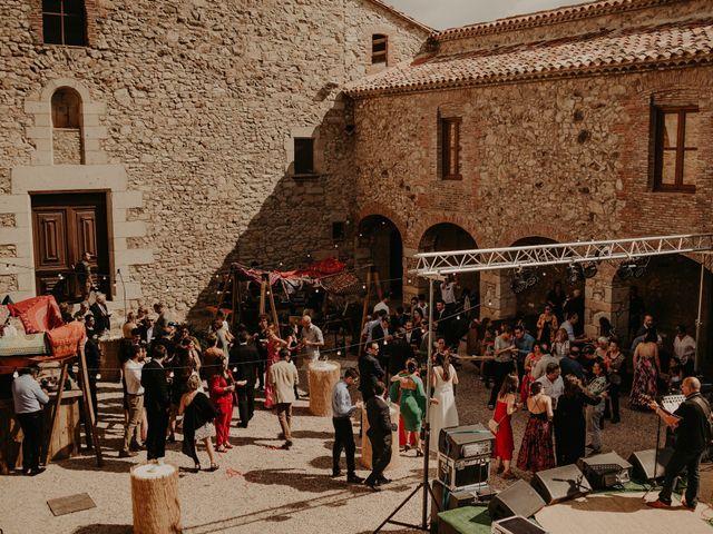 La boda de Mireia y Marta en Sant Hilari Sacalm, Girona 23