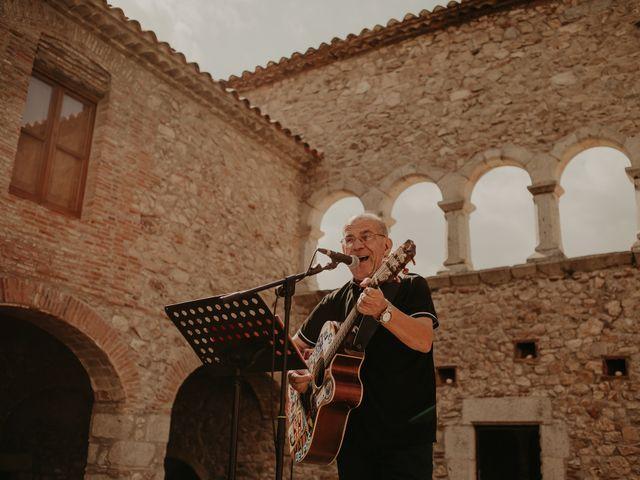La boda de Mireia y Marta en Sant Hilari Sacalm, Girona 24