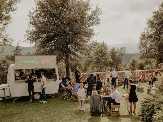 La boda de Mireia y Marta en Sant Hilari Sacalm, Girona 34