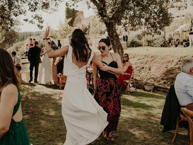 La boda de Mireia y Marta en Sant Hilari Sacalm, Girona 35