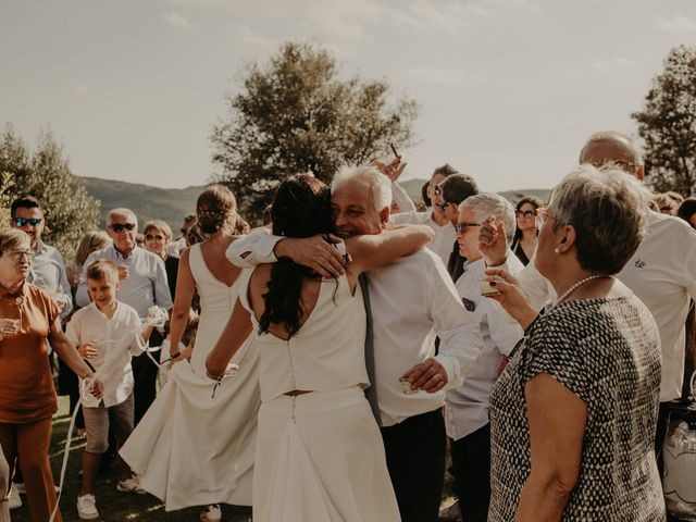 La boda de Mireia y Marta en Sant Hilari Sacalm, Girona 39