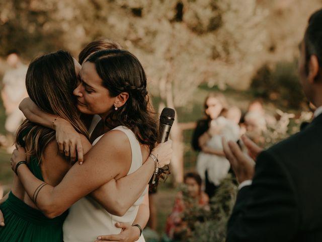 La boda de Mireia y Marta en Sant Hilari Sacalm, Girona 46