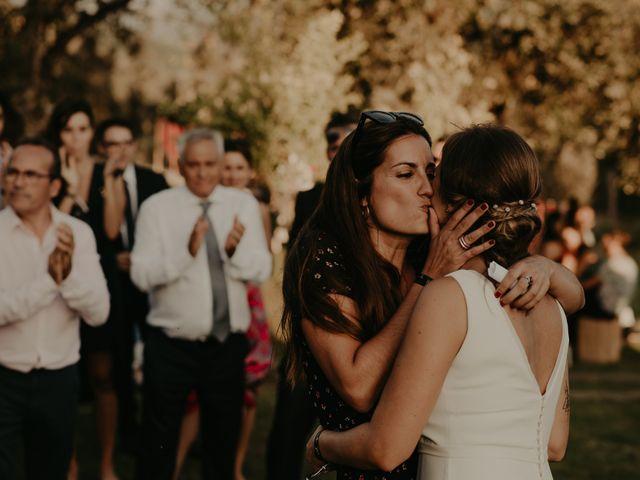 La boda de Mireia y Marta en Sant Hilari Sacalm, Girona 48