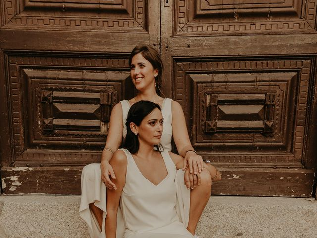 La boda de Mireia y Marta en Sant Hilari Sacalm, Girona 54