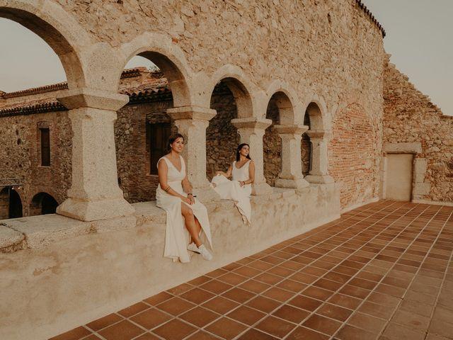 La boda de Mireia y Marta en Sant Hilari Sacalm, Girona 56