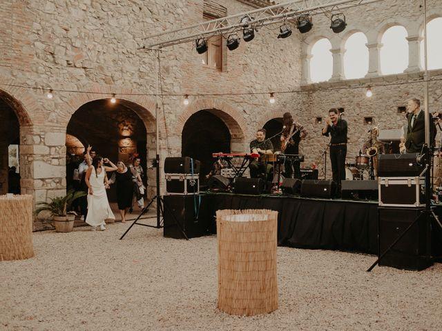La boda de Mireia y Marta en Sant Hilari Sacalm, Girona 59