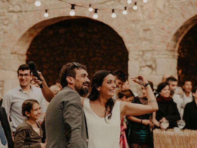 La boda de Mireia y Marta en Sant Hilari Sacalm, Girona 61