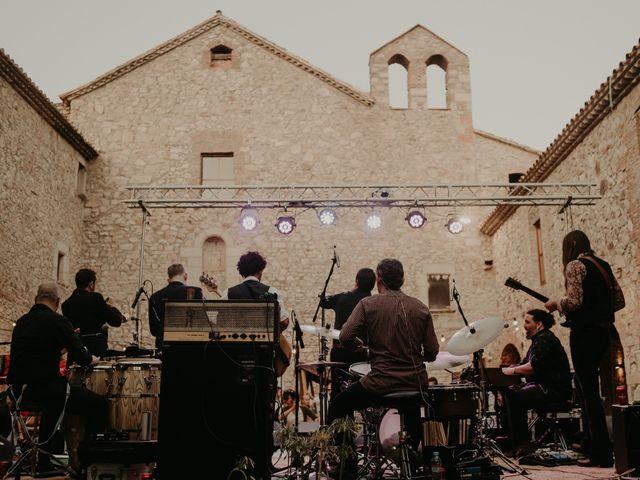 La boda de Mireia y Marta en Sant Hilari Sacalm, Girona 62