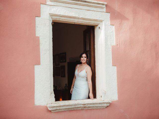 La boda de Jaime y Lorena en Sant Cugat Sesgarrigues, Barcelona 27