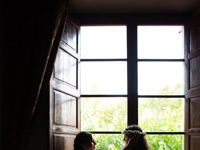 La boda de Jaime y Lorena en Sant Cugat Sesgarrigues, Barcelona 38