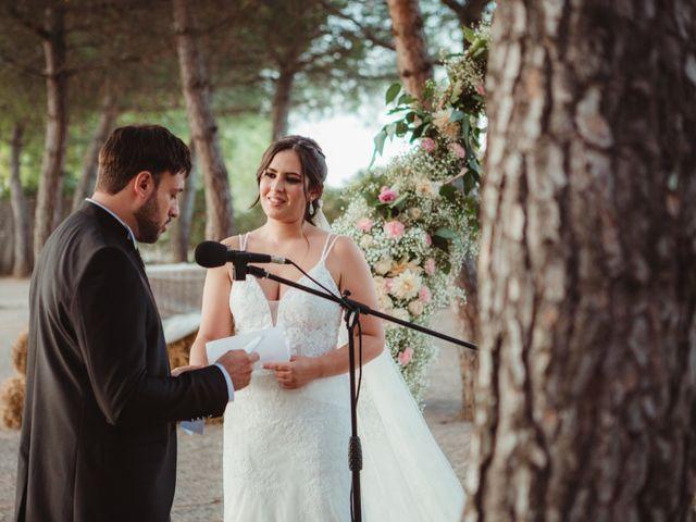 La boda de Jaime y Lorena en Sant Cugat Sesgarrigues, Barcelona 66