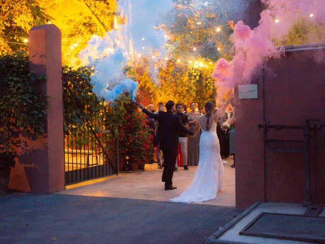 La boda de Jaime y Lorena en Sant Cugat Sesgarrigues, Barcelona 92
