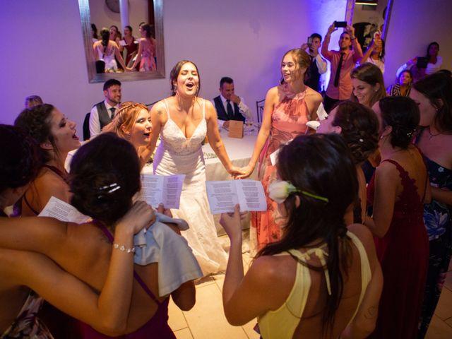La boda de Jaime y Lorena en Sant Cugat Sesgarrigues, Barcelona 100
