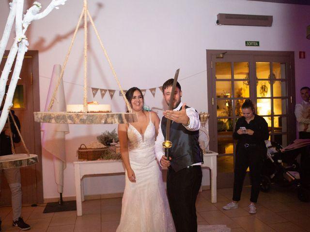 La boda de Jaime y Lorena en Sant Cugat Sesgarrigues, Barcelona 106