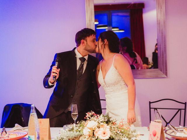 La boda de Jaime y Lorena en Sant Cugat Sesgarrigues, Barcelona 117