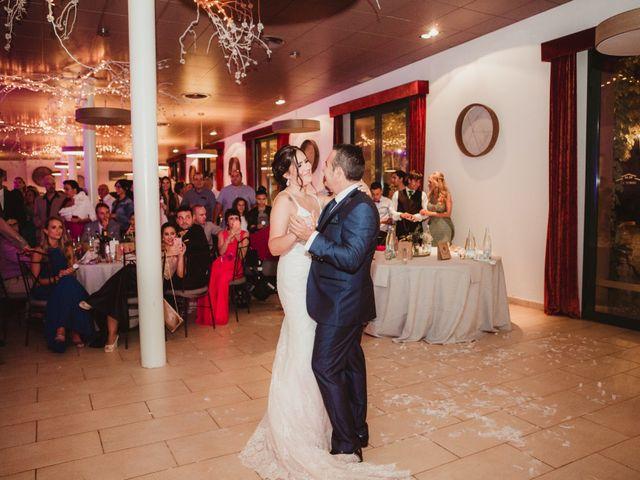 La boda de Jaime y Lorena en Sant Cugat Sesgarrigues, Barcelona 120