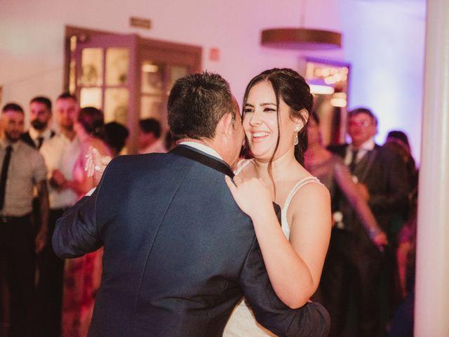 La boda de Jaime y Lorena en Sant Cugat Sesgarrigues, Barcelona 122