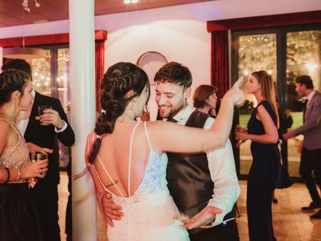 La boda de Jaime y Lorena en Sant Cugat Sesgarrigues, Barcelona 131
