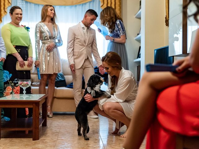 La boda de Nandi y Yolanda en El Puig, Valencia 13