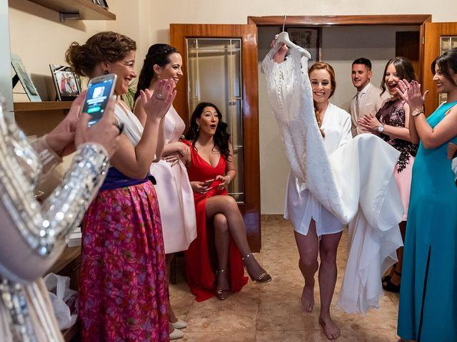 La boda de Nandi y Yolanda en El Puig, Valencia 15