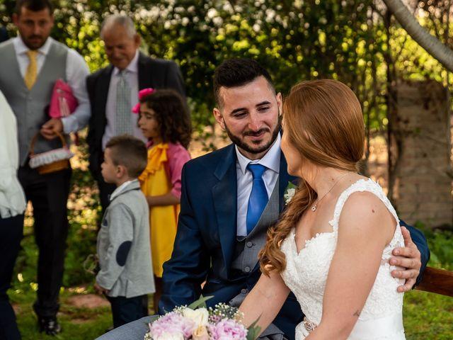 La boda de Nandi y Yolanda en El Puig, Valencia 26