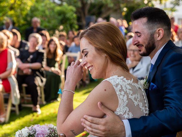 La boda de Nandi y Yolanda en El Puig, Valencia 30