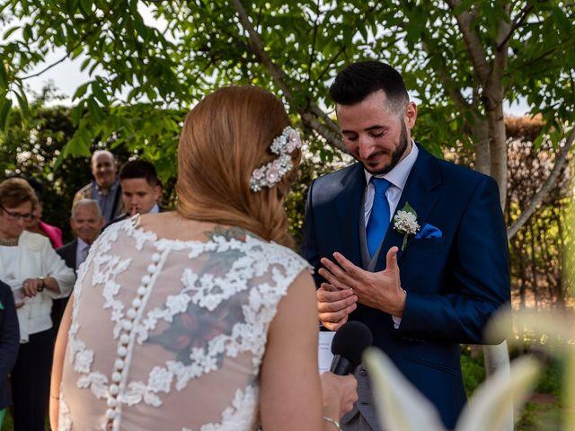 La boda de Nandi y Yolanda en El Puig, Valencia 35
