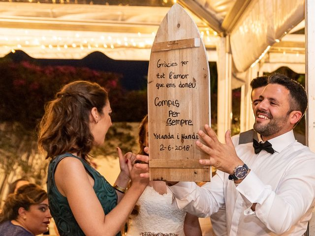 La boda de Nandi y Yolanda en El Puig, Valencia 42
