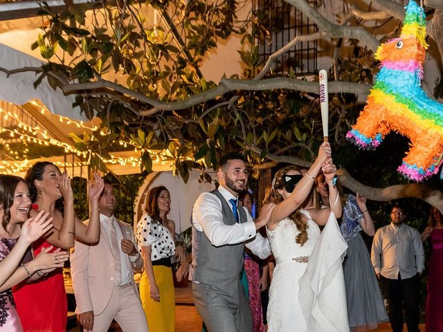 La boda de Nandi y Yolanda en El Puig, Valencia 45