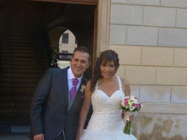 La boda de David y Melania en Sabadell, Barcelona 4