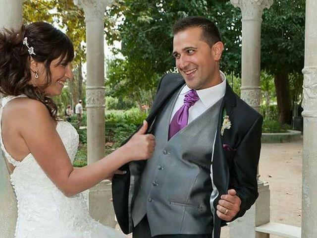 La boda de David y Melania en Sabadell, Barcelona 9