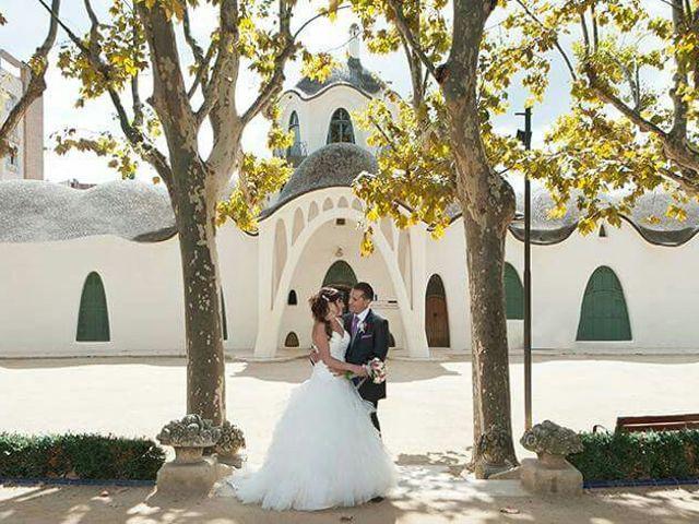 La boda de David y Melania en Sabadell, Barcelona 1