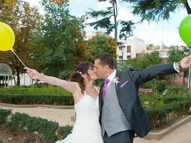La boda de David y Melania en Sabadell, Barcelona 12