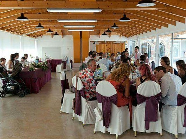 La boda de David y Melania en Sabadell, Barcelona 23