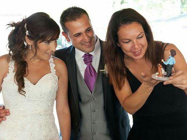 La boda de David y Melania en Sabadell, Barcelona 25