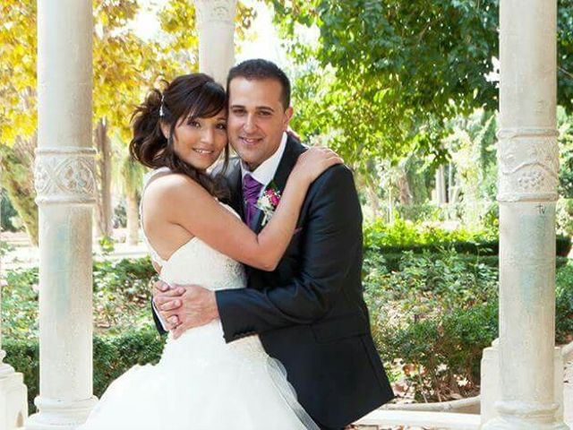 La boda de David y Melania en Sabadell, Barcelona 2