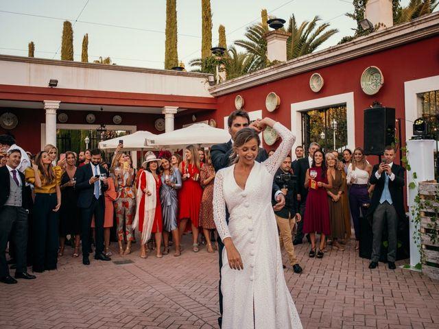 La boda de Blanca y Miki en Granada, Granada 11