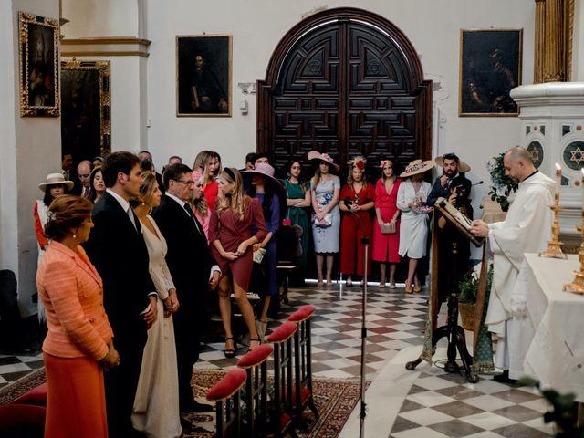 La boda de Blanca y Miki en Granada, Granada 14