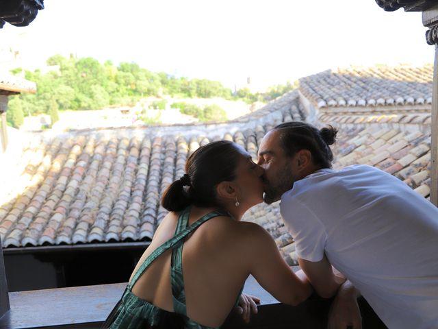 La boda de Alberto y Fuensanta en La Zubia, Granada 7