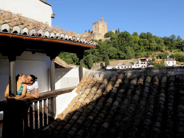 La boda de Alberto y Fuensanta en La Zubia, Granada 8