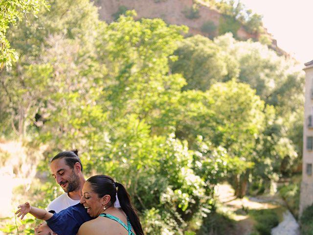 La boda de Alberto y Fuensanta en La Zubia, Granada 12