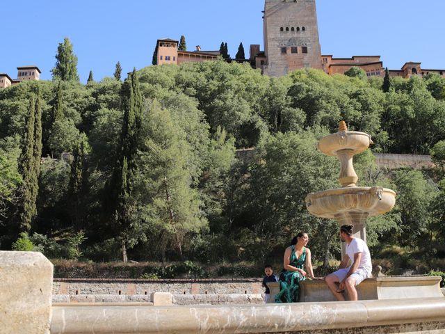 La boda de Alberto y Fuensanta en La Zubia, Granada 13