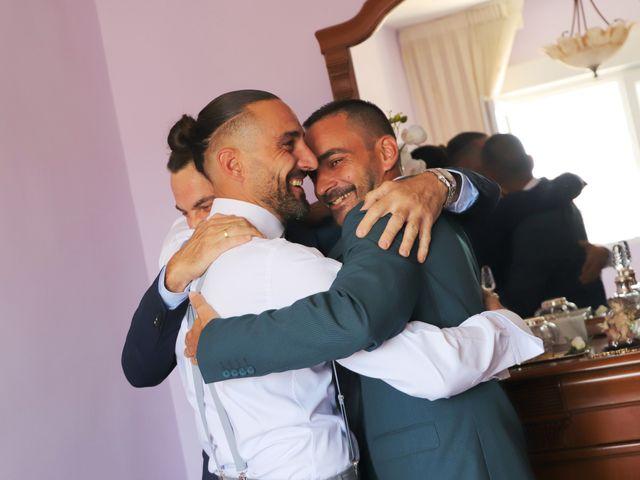 La boda de Alberto y Fuensanta en La Zubia, Granada 19