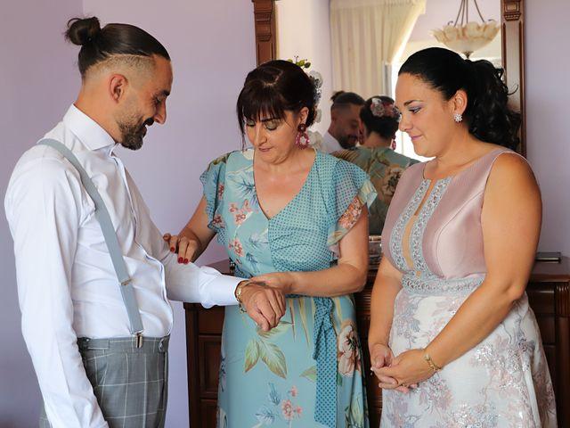 La boda de Alberto y Fuensanta en La Zubia, Granada 20